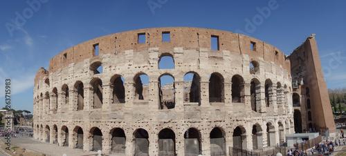 Vászonkép Colosseum in Rome