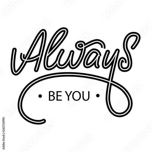 Photo  Always be you