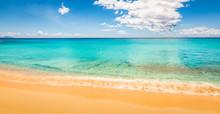 Maho Beach, Sint Maarten, Dutc...
