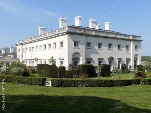 Shardeloes a large 18th century country house and Grade I listed building