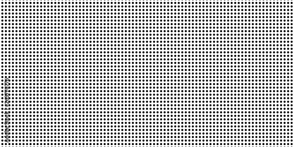 Fototapeta Abstract halftone dots.