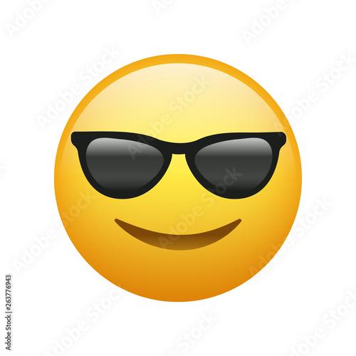 Photo emoji yellow smile social media expressions feelings