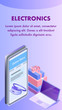 Gadgets Online Store Isometric Flyer Template