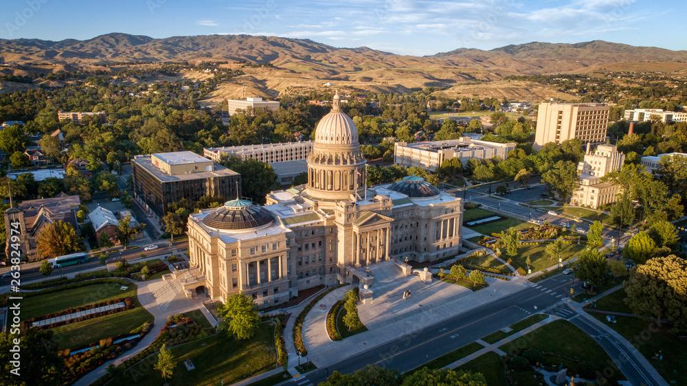 Fototapety, obrazy: Idaho State Capital Building