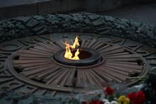 Burning Eternal Flame