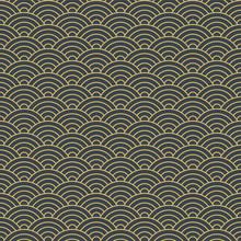 Japanese Geometric Seamless Pa...