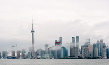 Downtown Toronto Emerging From...