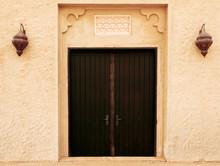 Traditional Doorway