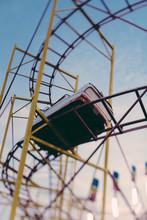 Rides At An Amusement Park