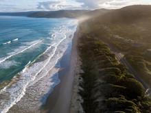 Scenic Views Of The Great Ocean Road