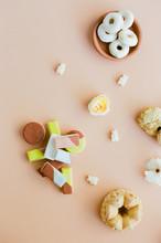 Bright Summery Wedding Desserts