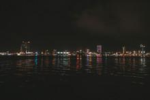 Da Nang By Night. DaNang City ...