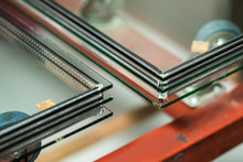 Float Glass Manufacturing. Tempered Double Glazed Sealed Units