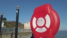 Lifebuoy Ring Lifesaver In Housing