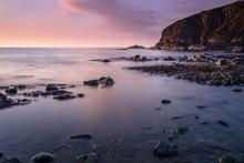 Aberfelin Sunset, Pembrokeshir...