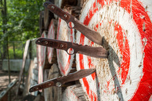 Outdoor Sports Throwing Knives