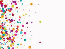 Celebrate Color Circle Vector ...