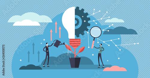 Fotografía  Innovation vector illustration