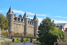 Josselin Castle, France