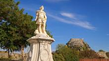 Statue Of General Schulenburg ...