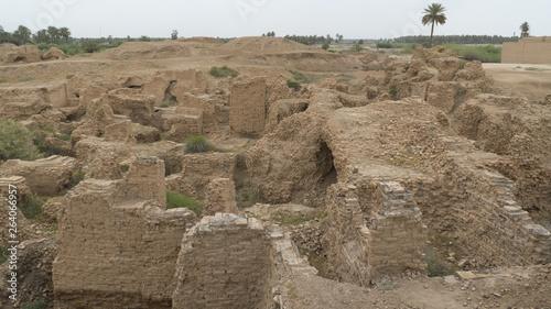 Fotografia Babylon city, Iraq