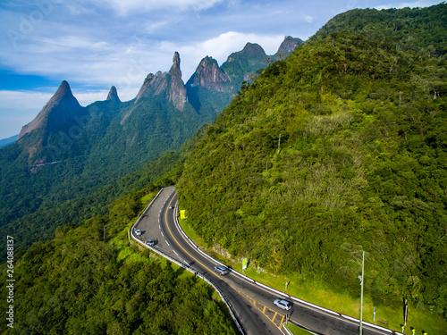 Fotografia, Obraz  Exotic Mountains