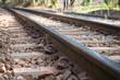 Thai Train railway