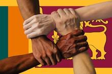 Sri Lanka Flag, Intergration O...