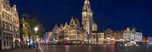 Old Town Antwerp Belgium In Th...