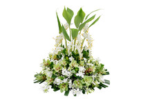 Wedding Floral Decoration With...