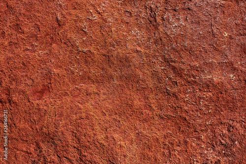 Türaufkleber Makrofotografie psychedelic rough coarse stone texture macro photo