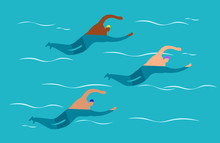 Open Water Swimming Competitio...