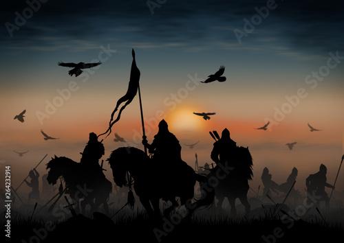 Fotografia, Obraz After the battle