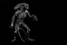 Melal Monster Figure