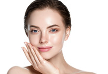 Beauty Skin Care Woman Natural...