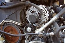 Old Rusty Car Parts