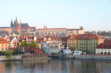 Hradcany Castle In Prague
