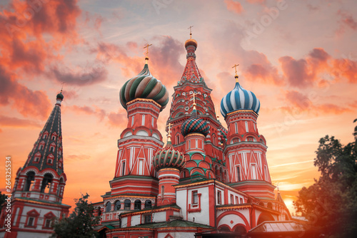 St. Basil's Cathedral Wallpaper Mural