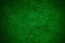 Old Wooden Green Texture