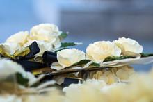 Thai Artificial Funeral Flower.