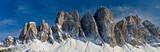 Odle, Dolomiti, Val di Funes