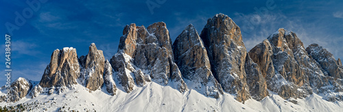Photo  Odle, Dolomiti, Val di Funes