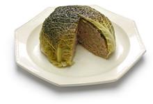 Chou Farci, Stuffed Cabbage, T...