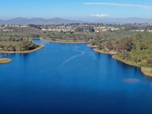 Aerial View Of Miramar Reservo...