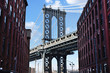 New York: Manhattan Bridge