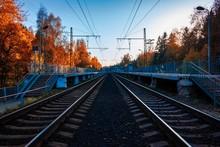 Rail Tracks, Elec. Lines
