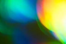 Colorful Bokeh Light Spots. Br...