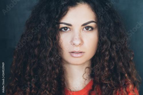 Fotografering  Beautiful young woman portrait