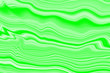 Leinwandbild Motiv Light green color with the effect of 3d, beautiful background for wallpaper. Texture of waves and divorces of abstract shapes, a template for various purposes.