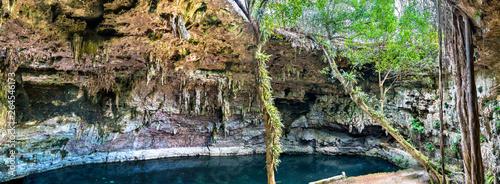 Cenote Suytun in Yucatan, Mexico - 264546173